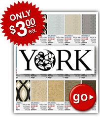 York Wallpaper Samples