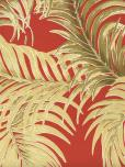 Astek Trop01crimson Solid Sheet Wallpaper