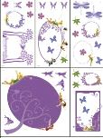 Tinker Bell Decal, Children Specials - Disney Princess Book
