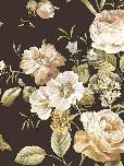 Warner by Brewster Wallcoverings Qt18133b Non-Woven Vinyl Border