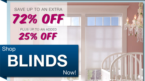 Shop Discount Blinds and Shades