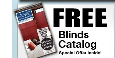 Free Blinds Catalog