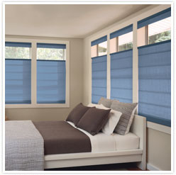Levolor Roman Shades