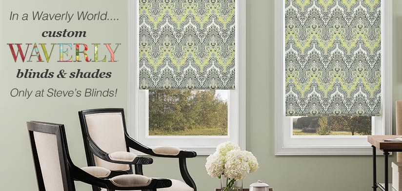 Waverly Blinds and Shades