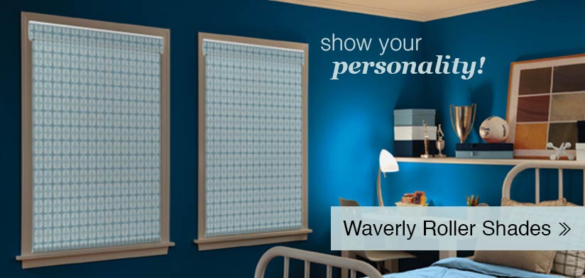 Waverly Roller Shades