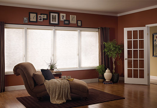 Odysee cellular blinds