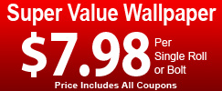 Super Value Wallpaper