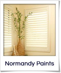 Norman Normandy Paints Real Wood Shutters