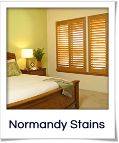 Norman Normandy Stains Real Wood Shutters