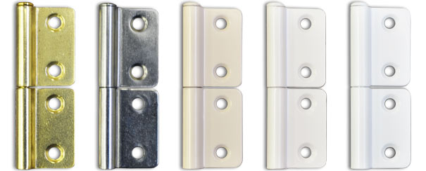 Indoor/Outdoor Poly Hinge Color Options