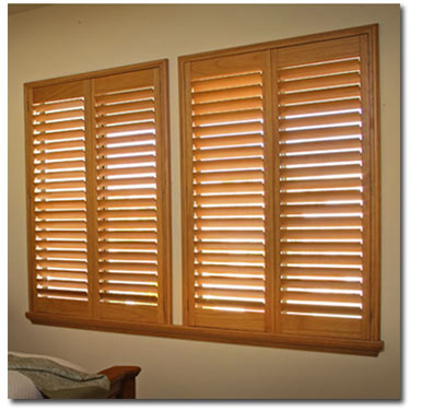Outside Mount Shutters