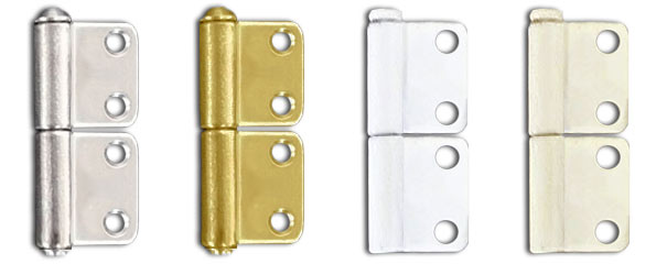 Grand View Poly & Hardwood Core Poly Hinge Color Options