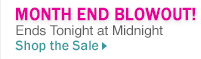 Month End Blowout on Blinds!